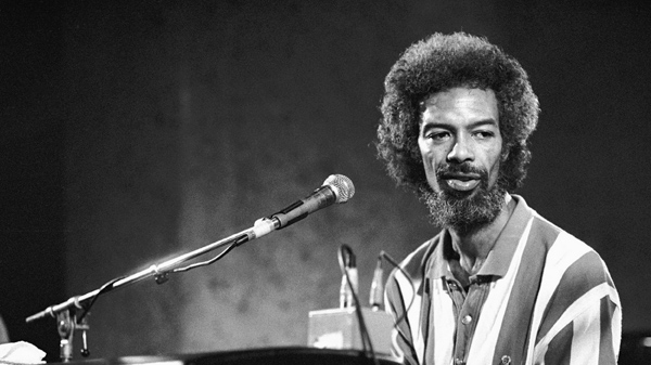 Gil Scott-Heron : New York Is Killing Me