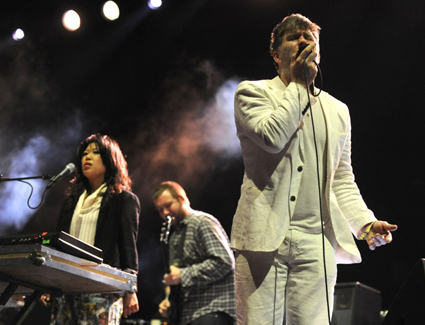 LCD Sounsdsystem au Madison Square Garden : un concert purement magique