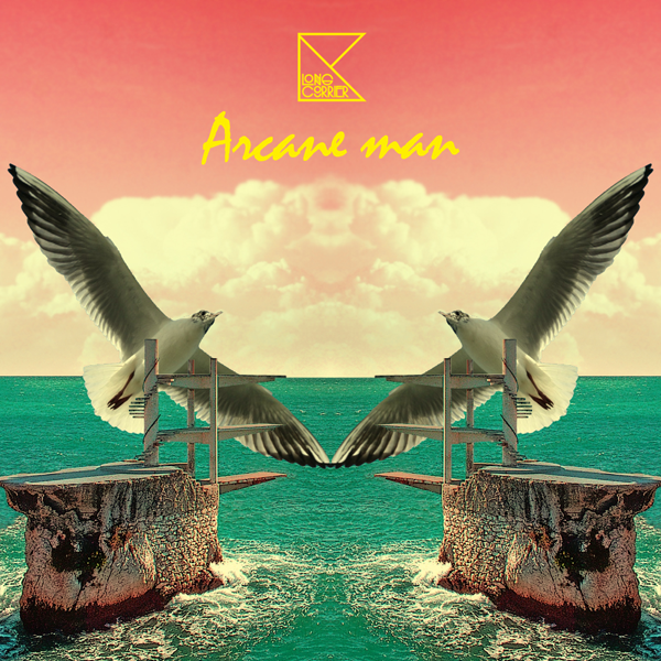 Long Courrier feat. Carson - Arcane Man