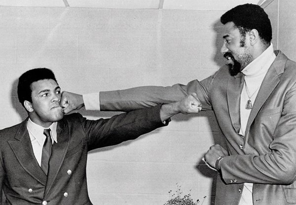 Archive : Mohamed Ali vs Wilt Chamberlain, le combat impossible